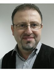 Dr Kostas Epitropakis - Orthodontist at New Row Dental Practice