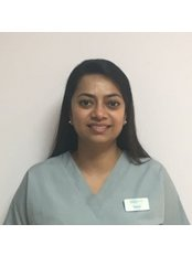 Dr Pearly Alex - Dentist at New Row Dental Practice