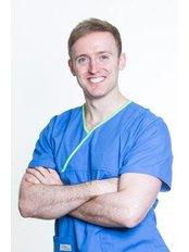 Dr Sean Haywood - Dentist at Cathedral Road Dental Practice