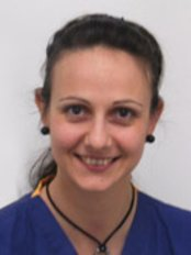 Dr Pavlina Mineva - Dentist at JHA Dental Practice - Pentwyn