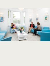 Arnica Dental Care - Beautiful relaxing waiting room