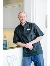 Oliver Dean Wright - Dental Hygienist at Claydon Dental Cheltenham