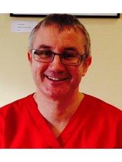 Dr Warren Martin - Principal Dentist at Greyholme Dental Suite