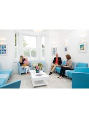 Arnica Dental Care - Beautiful relaxing waiting room