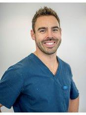 Mr Oliver Stew - Principal Dentist at St James Dental