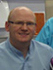 Dr Ben Currie - Dentist at Malpas Dental Practice