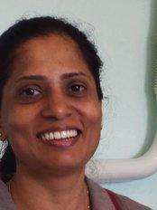 Dr Sunitha  - Dentist at Lodwig Villa Dental Practice