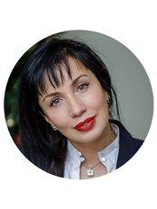 Dr Lyudmyla MacLeod - Practice Director at ORION Dental & Implant Centre