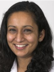 Anju Mishra - Principal Dentist at Zebon Copse Dental Practice