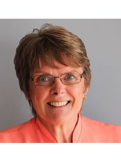 Mrs Chris Colmer - Receptionist at Clive Marks