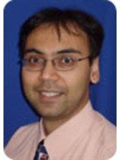 Dr Anish Patel - Dentist at Tadley Dental Care