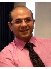 Dr Ashish Gadhia - Dentist at Dental Concepts