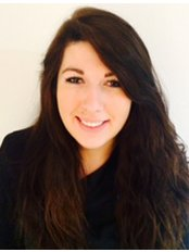 Katie Loveridge - Receptionist at Graham Gardner Orthodontics - Winchester