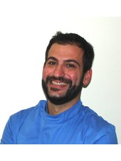 Dr Kostas  Ioannidis - Dentist at Chiswell Green Dental Centre