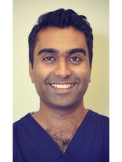 Dr Rajiv Patel - Dentist at Chiswell Green Dental Centre