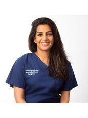 Dr Jashme  Patel - Oral Surgeon at UK Dental Specialists