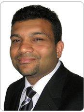 Dr Dhru Shah - Dentist at UK Dental Specialists