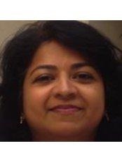 Dr Smita Patel - Dentist at Cassiobury Dental Practice