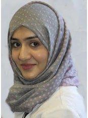 Dr Abeer Khan - Dentist at Griffin Dental Practice