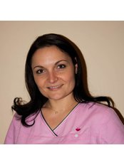 Dr Lilana Savin - Dentist at Kirkcudbright Dental Centre