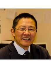 Dr Paul Tran - Oral Surgeon at Kirkcudbright Dental Centre