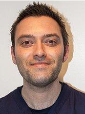 Mr Gordon Shepherd - Dentist at Baillieston Dental Care