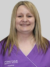 Ms Heather McAteer - Dental Nurse at Millersneuk Dental