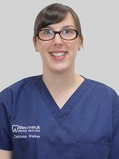 Ms Catriona Walker - Dental Nurse at Millersneuk Dental