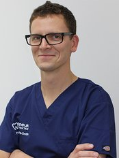 Dr Paul Buchanan-Smith - Dentist at Millersneuk Dental