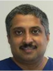 Dr Kishore Shanbhag - Dentist at The Dental Practice - Halliwell