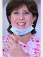 Sharon Woolf - Dr Sharon Woolf