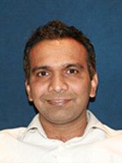 Dr Brahmananda Peram - Orthodontist at Kissdental - Altrincham