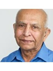 Mr Jani Rayarel -  at Ash Dental Practice