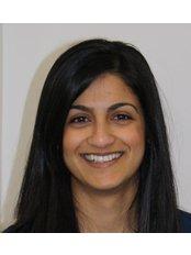 Dr Sadia Kanji - Dentist at DCO Dental Group Sale