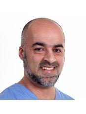 Dr Riaz Yar -  at Shine Dental