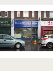 Rosehill Dental Practice - 301, Stockport Rd, Marple, Cheshire, Stockport, SK6 6ES,
