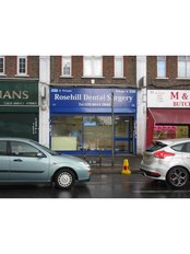 Rosehill Dental Practice - 301, Stockport Rd, Marple, Cheshire, Stockport, SK6 6ES,  0