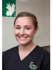 Dr Sarah Casey - Associate Dentist at Maple Dental Care