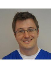 Dr Robert Pridding - Dentist at Wood and Woolfstein