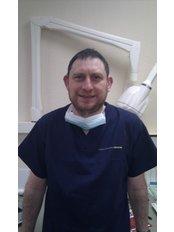 Dr Estan Balkin - Principal Dentist at Deardengate Dental Ltd