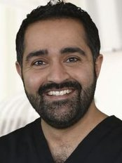 Mr Nasser Syed -  at Edenfield Cosmetic and Dental Care Drake Street