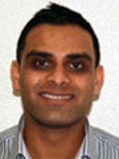 Dr Breejesh Patel - Principal Dentist at Fosse Dental Care