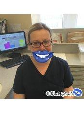 Mrs Fiona Steed - Dental Hygienist at Brookside Dental Clinic