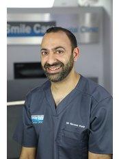 Mr Naveen Karir - Dentist at Smile Care Dental Clinic