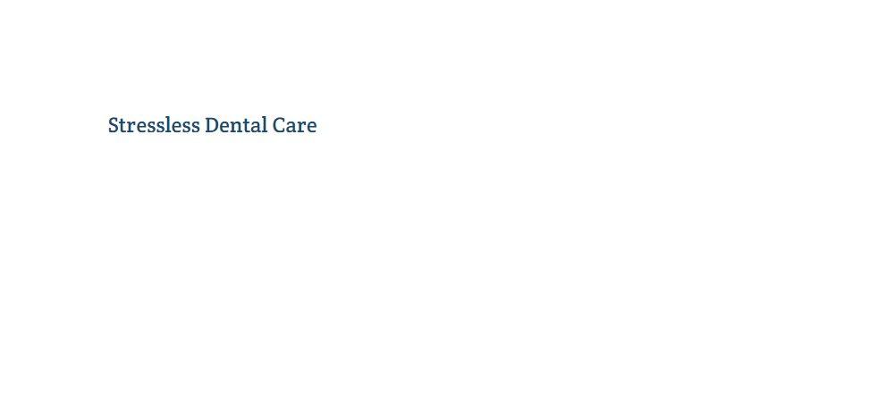 Stressless Dental Care Holbeach
