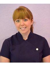 Mrs Sarah Sharples - Dental Auxiliary at Cygnet House Dental Studio