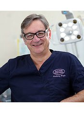 Dr Anthony Hoyle - Dentist at Harris Family Dental Practice
