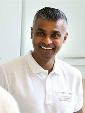 Mr Robin Choundhury - Associate Dentist at 53 Wimpole St Dental Practice