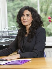 Ms Raksha Thakrar - Receptionist at Barnet Orthodontic Practice