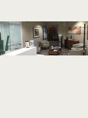 Boston House Dental Care - Reception Area